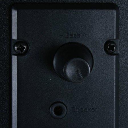 Logitech S220 Черный, RCA/mini jack