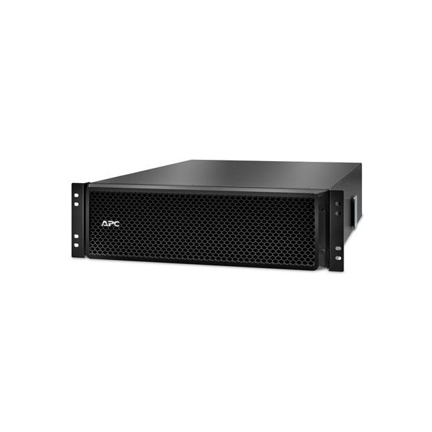 APC by Schneider Electric APC Smart-UPS SRT RM battery pack, Extended-Run, 192 volts bus voltage, Rack 3U (Tower convertible), compatible with APC Smart-UPS SRT RM 5000 - 6000VA
