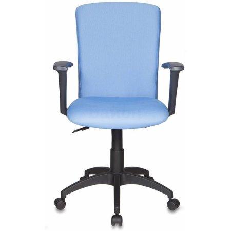 Кресло Бюрократ CH-470AXSN/Blue голубой 26-24