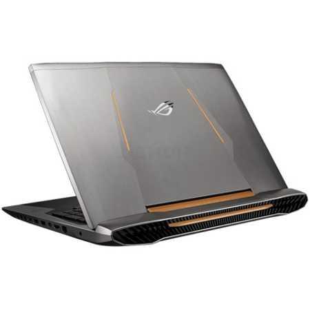 "Asus ROG G752VT 17.3"", Intel Core i7, 2600МГц, 8Гб RAM, DVD-RW, 1Тб, Серый, Wi-Fi, Windows 10, Bluetooth"
