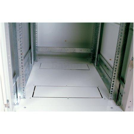 ЦМО Шкаф телекоммуникационный напольный 42U (600x800) дверь перфорированная (3 места), [ ШТК-М-42.6.8-4ААА ]