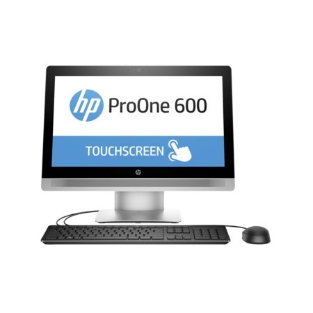 HP ProOne 600 G2 нет, Серебристый, 4Гб, 500Гб, Windows, Intel Core i3