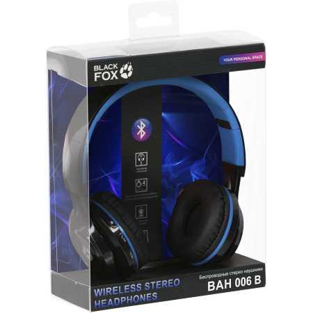 Black Fox BAH 006B Синий