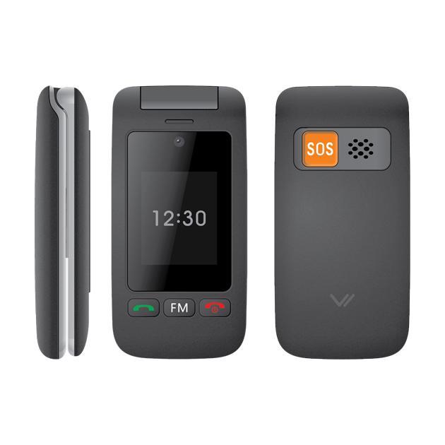 Vertex C309 Черный, 0.016Гб, 2 SIM