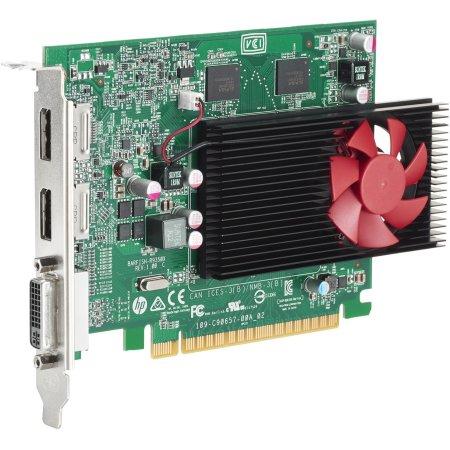 HP AMD Radeon R9 350 2048Мб, GDDR5, 925MHz