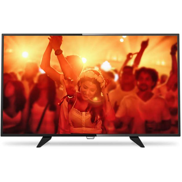 "Philips 32PHT4201/60 32"", Черный, 1366x768, без Wi-Fi, Вход HDMI, LED"