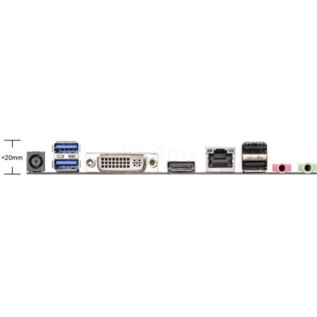 ASRock H81TM-ITX R2.0 mini iTX