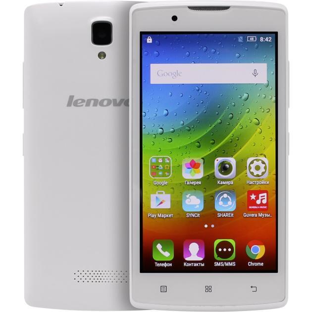 Lenovo A2010 Белый