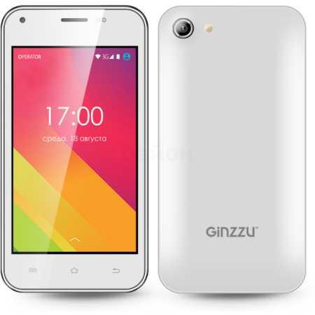 Ginzzu S4020 Белый