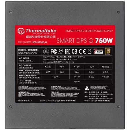 Thermaltake Smart DPS G Gold 750Вт
