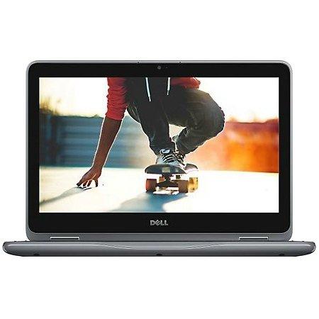 "Dell Inspiron 3168 11.6"", Intel Pentium, 1600МГц, 4Гб RAM, DVD нет, 500Гб, Серебристый, Wi-Fi, Windows 10 Домашняя, Bluetooth"