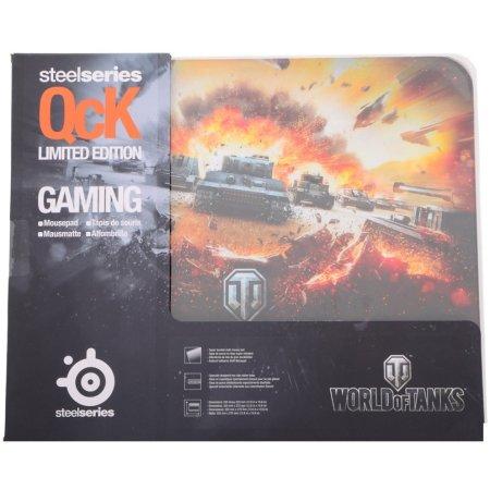 Steelseries QcK World of Tanks Edition 749570 Игровой, Обычный