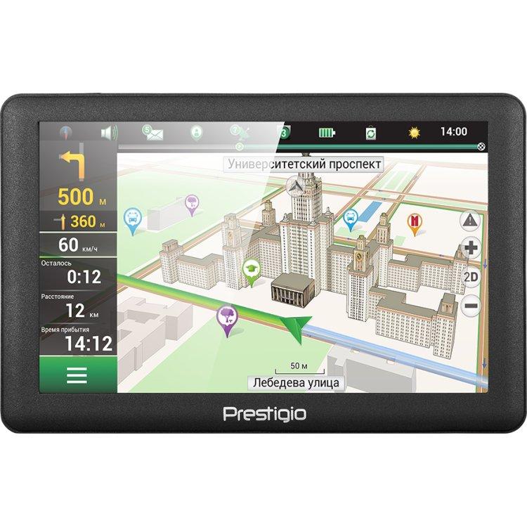 Купить Prestigio GeoVision 5066 Navitel в интернет магазине бытовой техники и электроники