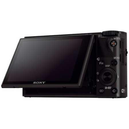 Sony Cyber-Shot DSC-RX100 III Черный, 20.9