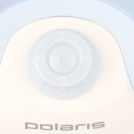 Гидромассажная ванночка для ног Polaris PMB3704 90Вт белый/голубой