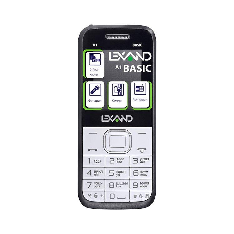 Купить Lexand A1 Basic в интернет магазине бытовой техники и электроники