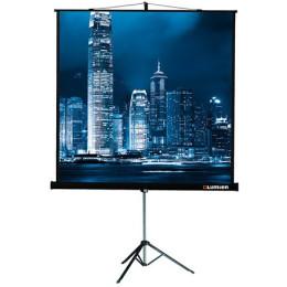 Экран на треноге Lumien 153x203см Master View LMV-100107 4:3 напольный рулонный