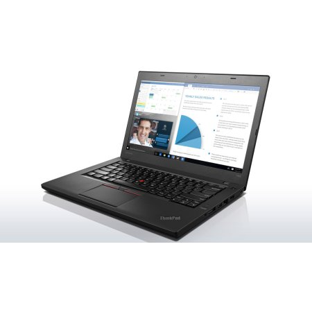 "Lenovo ThinkPad T460 20FM0034RT 14"", Intel Core i3, 2300МГц, 4Гб RAM, DVD нет, 128Гб, Windows 10, Windows 7, Черный, Wi-Fi, Bluetooth"