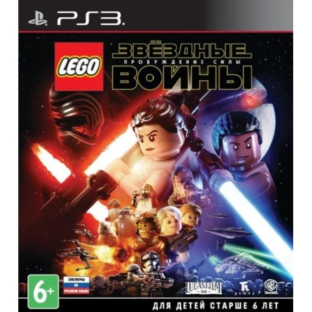 LEGO Звездные войны: Пробуждение Силы Русский язык, Sony PlayStation 3, приключения