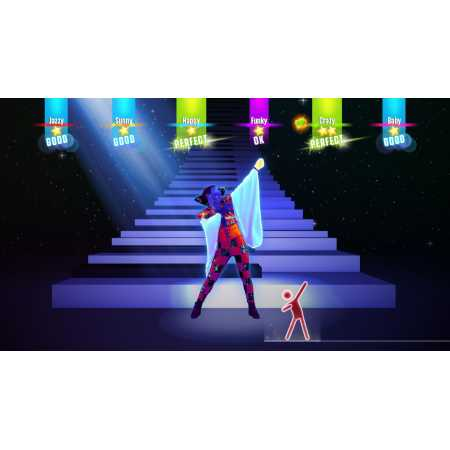 Just Dance 2017 только для PS Move Sony PlayStation 3
