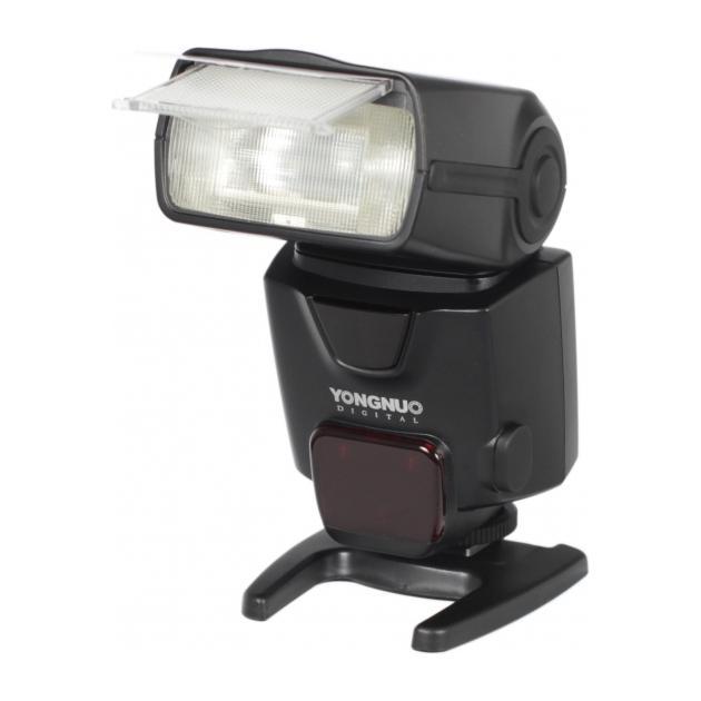YongNuo YN-500EX SpeedliteФотовспышки<br>Ведущее число макс (ISO100) 55 м , Количество ламп в одной вспышке 1 , Дисплей Есть , Гарантия фирмы производителя 1 г...<br><br>Артикул: 1250040<br>Производитель: YongNuo<br>Ведущее число макс (ISO100): 55 м<br>Количество ламп в одной вспышке: 1<br>Дисплей: Есть<br>Гарантия фирмы производителя: 1 г.
