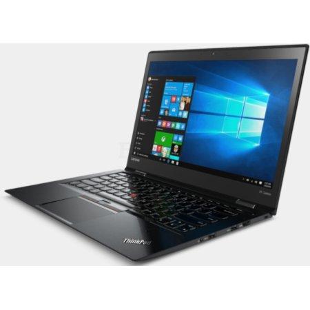 "Lenovo ThinkPad X1 Carbon Gen4 20FCS0W000 14"", Intel Core i5, 2300МГц, 8Гб RAM, DVD нет, 256Гб, Черный, Wi-Fi, Windows 10 Pro, Win7Pro, Bluetooth, 3G"