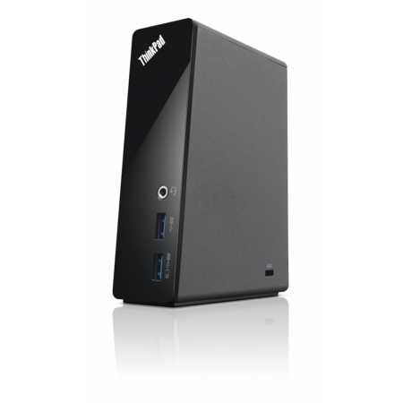 Lenovo ThinkPad Basic USB 3.0 Черный