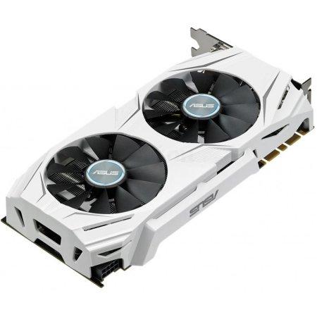Asus NVIDIA GeForce GTX 1070 DUAL 8192Мб, GDDR5,1607MHz, DUAL-GTX1070-O8G