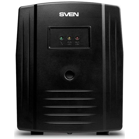 UPS Sven Pro 650 1000ВА, 3 розетки