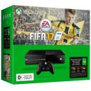 Xbox One 1 ТБ + FIFA 17 + 3 мес. Xbox Live Gold Черный