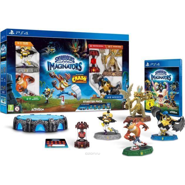 Skylanders Imaginators Crash Edition PS4 Каос, Playstation 4