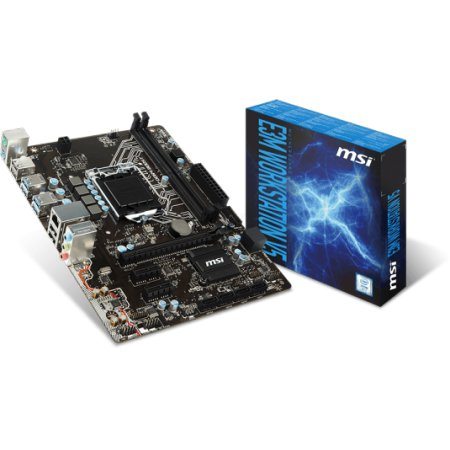 MSI E3M WORKSTATION V5 mATX
