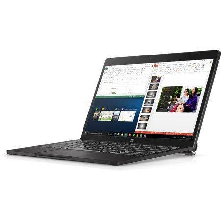 "Dell XPS 12 Ultrabook 12.5"", Intel Core M5, 1100МГц, 8Гб RAM, 256Гб, Черный, Wi-Fi, Windows 10, Bluetooth"