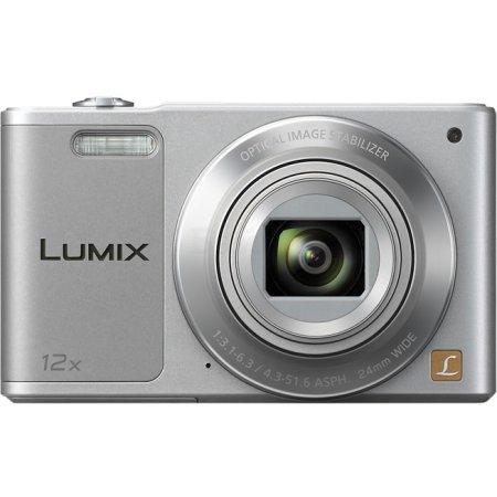 Panasonic Lumix DMC-SZ10 Стальной
