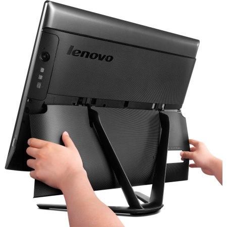 Lenovo C40-30 нет, Черный, 4Гб, 1024Гб, Windows, Intel Core i3
