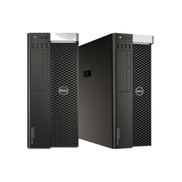 Dell Precision T7810 2100МГц, 1256Гб