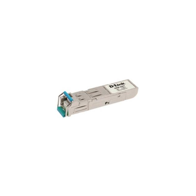 Трансивер D-Link 1-port mini-GBIC 1000Base-LX SMF WDM SFP  up to 40km, LC connector (DEM-331R)