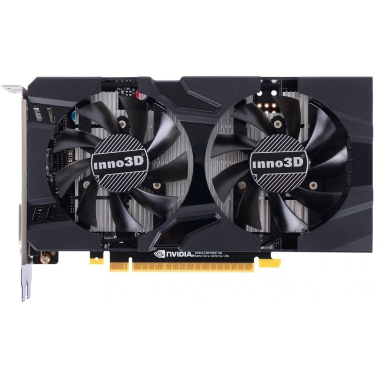 Inno3D GeForce GTX 1050 Ti Twin X2 4GB GDDR5