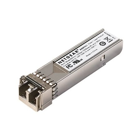 NETGEAR [R]  Optical module 10GBase-SR SFP+ (up to 300m), multimode cable, LC connector