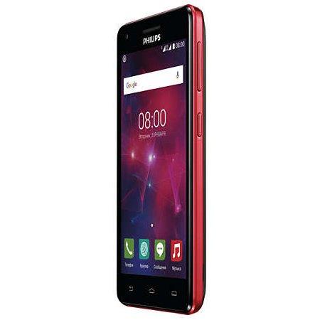 Philips Xenium V377 8Гб, Черный, Dual SIM, 3G