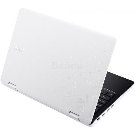 "Acer Aspire R3-131T-C35G 11.6"", Intel Celeron, 1600МГц, 2Гб RAM, DVD нет, 32Гб, Белый, Wi-Fi, Windows 10, Bluetooth"