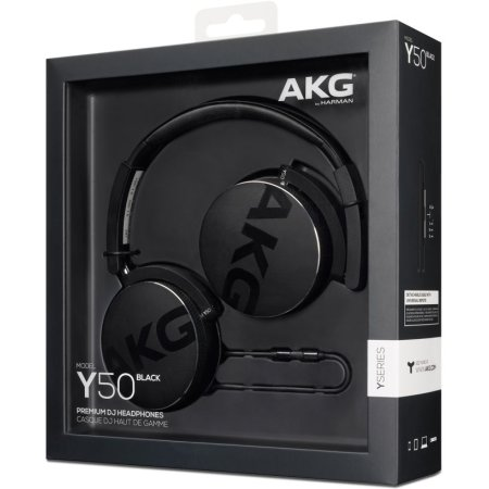 AKG Y50 Черный