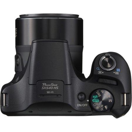 Canon PowerShot SX540 HS Черный, 21.1
