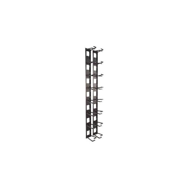 APC by Schneider Electric APC Vertical Cable Organizer for NetShelter VX Channel