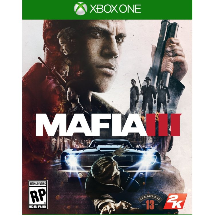 Mafia 3 Xbox One, стандартное издание