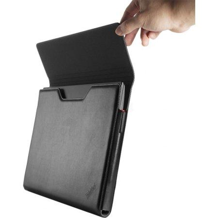 "Lenovo ThinkPad X1 Ultra Sleeve for 14"", Черный, Искусственная кожа"