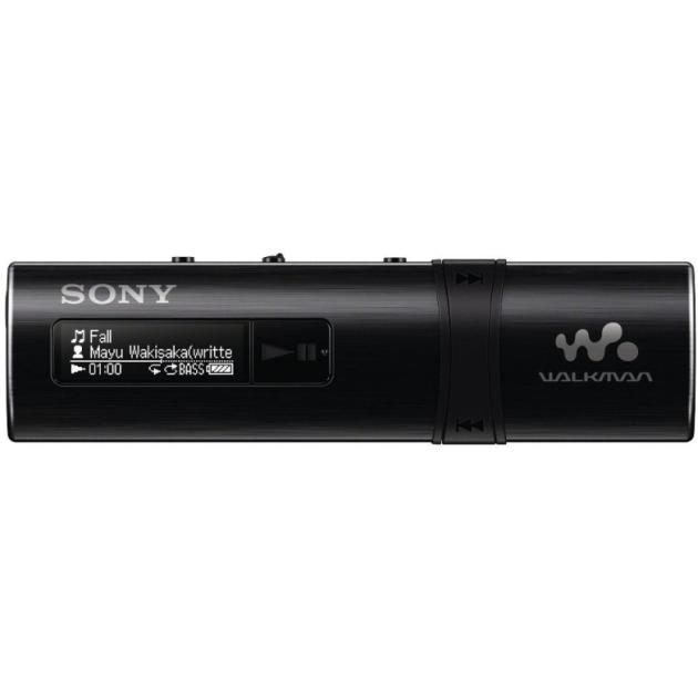 Sony Walkman NWZ-B183F Черный