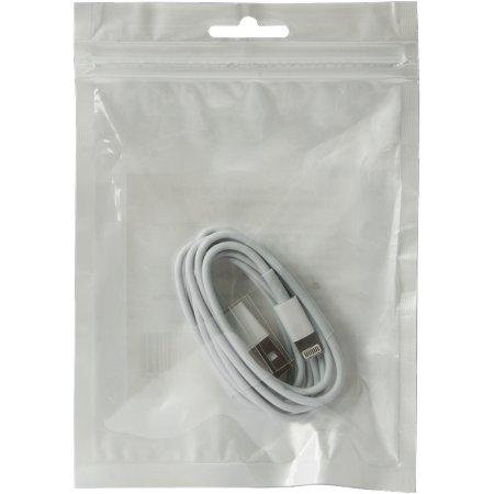 Defender ACH01-03H 1м, USB-A, Lightning, Белый