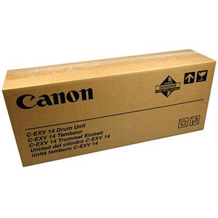 Canon C-EXV14 Drum Unit Черный, Картридж лазерный, Стандартная, нет
