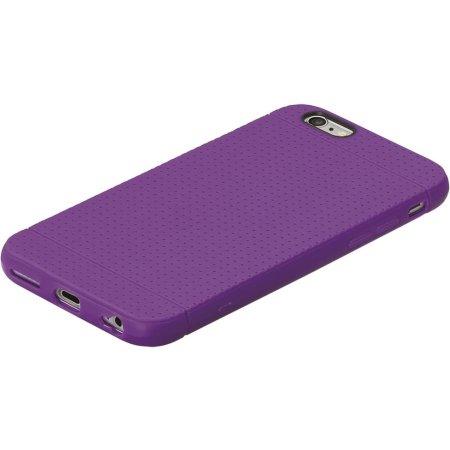 Promate Flexi-i6P для Apple iPhone 6 Plus пластик, Пурпурный